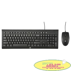 HP C2500 [H3C53AA] Combo Keyboard/Mouse USB black