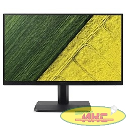 "LCD Acer 23.8"" ET241Ybd черный {IPS LED 1920x1080 4ms 16:9 100000000:1 250cd 178гр/178гр D-Sub DVI}"