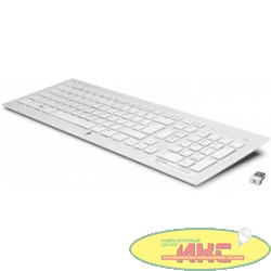 HP K5510 [H4J89AA] Wireless Keyboard USB white