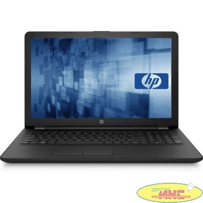 "HP 15-rb015ur [3QU50EA] Jet Black 15.6"" {HD E2-9000E/4Gb/500Gb/DVDRW/DOS}"