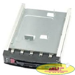 "Supermicro MCP-220-00080-0B server accessories Adaptor HDD carrier to install 2.5"" HDD in 3.5"" HDD tray"