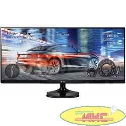 "LCD LG 25"" 25UM58-P черный {IPS LED 2560x1080 5ms 75Гц 21:9 (Ultrawide) 178°/178° 1000:1 250cd HDMI*2(v1,4)}"