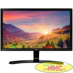 "LCD LG 23.8"" 24MP58D-P черный {IPS LED 1920x1080 5ms 178°/178° 16:9 250cd D-Sub DVI}"