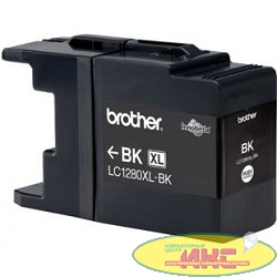 Brother LC-1280XLBK Картридж Brother LC1280XLBK Black для MFC-J6510DW/MFC-J6910DW
