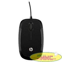 HP X1200 [H6E99AA] Mouse USB black