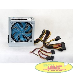 PowerCool (PC450-120-O) Блок питания ATX 450W PowerCool 120mm (SCP)\(OVP)\(OCP)\24+8\+4 20+4 pin, ATX 12V v.2.3 OEM