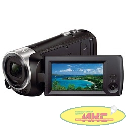 "SONY HDR-CX405 черный {30x IS opt 2.7"" 1080p MSmicro+microSDXC Flash}"