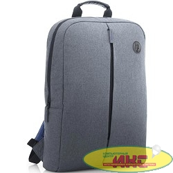 HP [K0B39AA] Рюкзак 15.6 Essential Steel Backpack